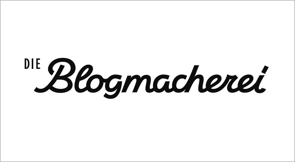 Logo Die Blogmacherei